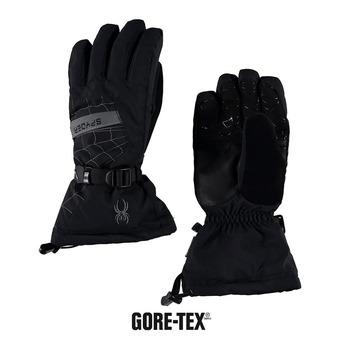 Guantes de esquí hombre OVERWEB GTX® black/polar