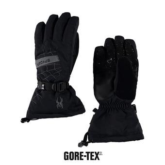 Guantes de esquí niño OVERWEB GTX® black/polar
