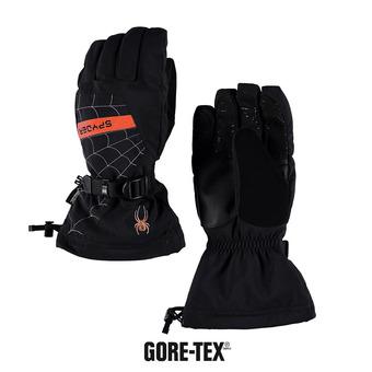Gants de ski garçon OVERWEB GTX® black/burst