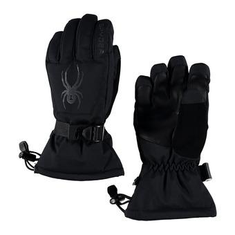 Gants de ski garçon ESSENTIAL black/polar