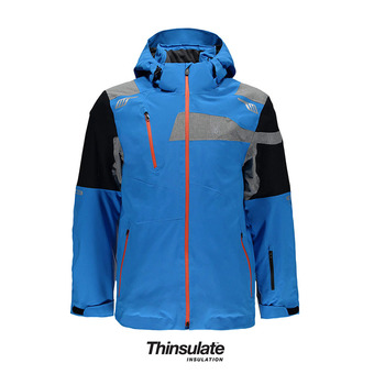 Veste de ski homme TITAN french blue/black/polar herri