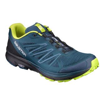 Chaussures trail homme  SENSE MARIN reflecting/Bk/Lipu