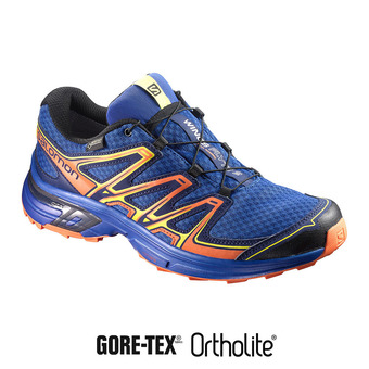 Zapatillas de trail hombre WINGS FLYTE 2 GTX® nautical B/blue