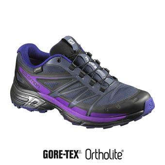 Zapatillas de trail hombre WINGS PRO 2 GTX® slateblue/Blue/PA