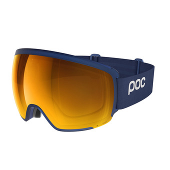Masque de ski ORB CLARITY basketane blue/spektris orange