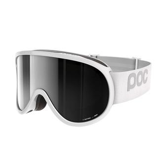 Masque de ski RETINA hydrogen white/bronze-silver mirror