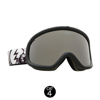 Masque de ski CHARGER duct tape/brose-silver chrome