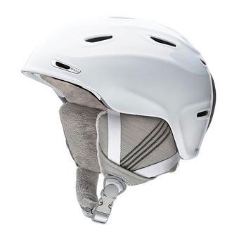 Casco de esquí mujer ARRIVAL white