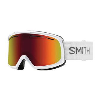 Gafas de esquí mujer DRIFT white / red sol-x mirror