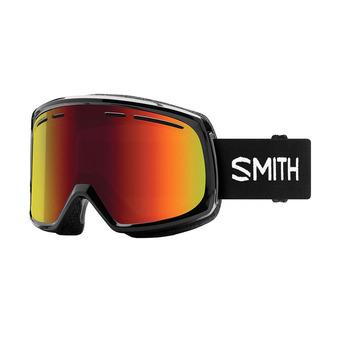 Masque de ski homme RANGE black / red sol-x mirror