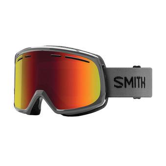 Gafas de esquí hombre RANGE charcoal / red sol-x mirror