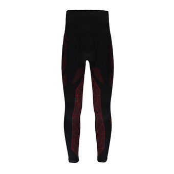 Mallas hombre CAPTAIN black/red
