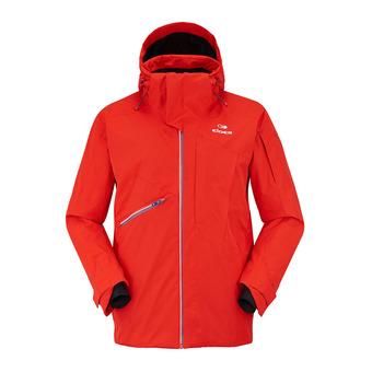 Veste de ski homme LA GRAVE red lava