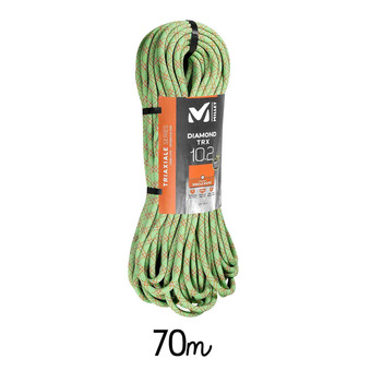 Cuerda DIAMOND TRX 10,2 70M green