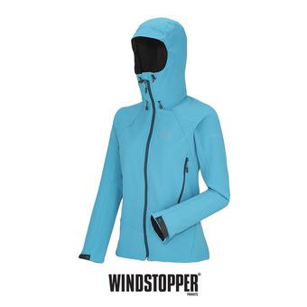 Chaqueta mujer WHYMP WDS maui blue