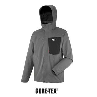 Chaqueta hombre GRAND CRET GTX tarmac/negro