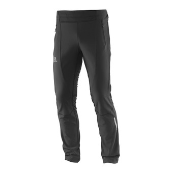 Pantalón Softshell hombre MOMEMTUM black