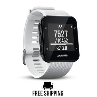 Montre GPS FORERUNNER 35 blanc
