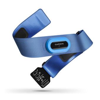 Ceinture cardiofréquencemètre HRM-Swim bleu