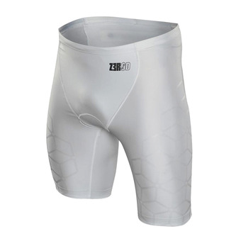 Mallas cortas UNIVERSAL COMPRESSION white
