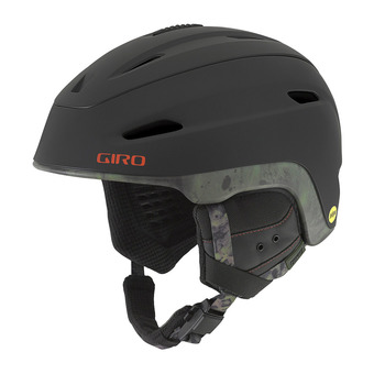 Casco ZONE MIPS matte black riptide