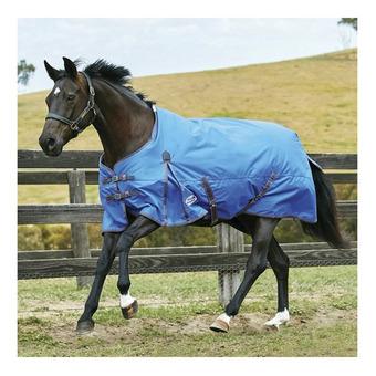 Manta de paddock COMFITEC 220g blue/grey