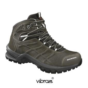 Zapatillas Vibram® mujer NOVA MID II LTH brown/white
