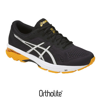 Zapatillas de running hombre GT-1000 6 black/silver/gold fusion