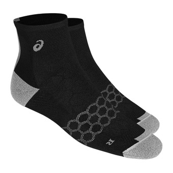 Chaussettes SPEED QUARTER performance black