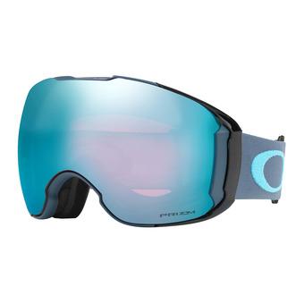 Masque de ski AIRBRAKE XL iron slate - prizm snow sapphire iridium® + prizm rose