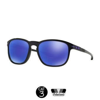 Gafas de sol polarizadas ENDURO black ink w/violet iridium®