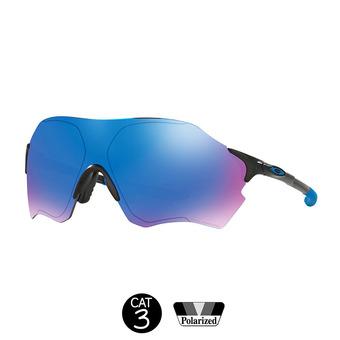 Gafas de sol polarizadas EVZERO RANGE matte black w/sapphire iridium®