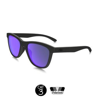 Gafas de sol polarizadas MOONLIGHTER matte black w/violet iridium®