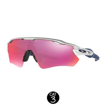 Gafas de sol RADAR® EV PATH™ silver blue red/prizm field