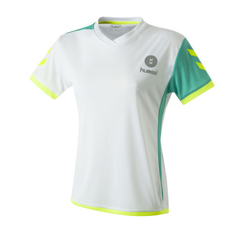 Maillot MC femme LADY TROPHY blanc