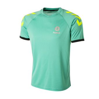 Maillot MC homme TROPHY ceramic jaune