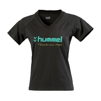 Camiseta mujer UH 18 negro ceramic