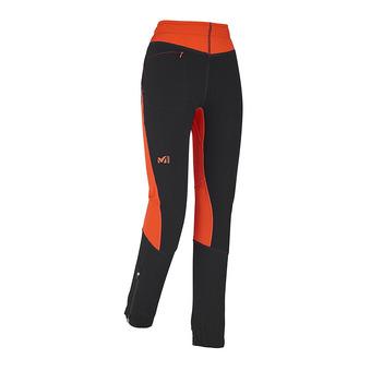 Pantalon femme PIERRA MENT orange