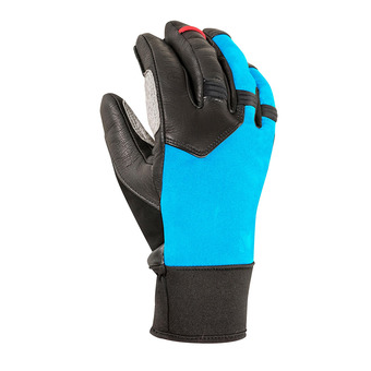 Gants SMITHERS electric blue