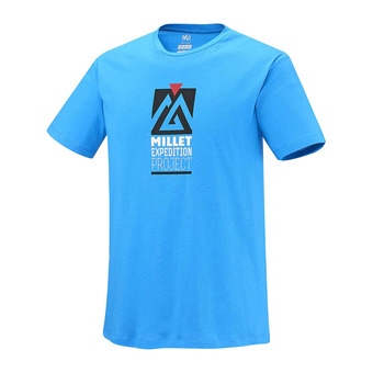 Camiseta hombre MXP electric blue