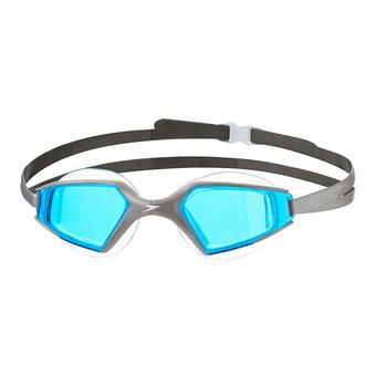 Gafas de natación AQUAPULSE MAX 2 silver/blue