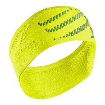 Cinta deportiva ON/OFF neon yellow