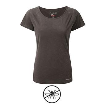 Tee-shirt MC femme HARBOUR charcoal