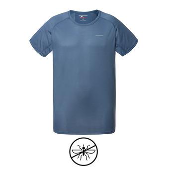Tee-shirt MC homme BASELAYER ocean blue