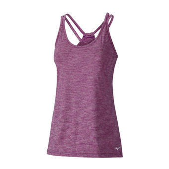 Camiseta de tirantes mujer LYRA clover