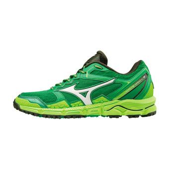 Chaussures de trail homme WAVE DAICHI 3 brightgreen/whi/greengec