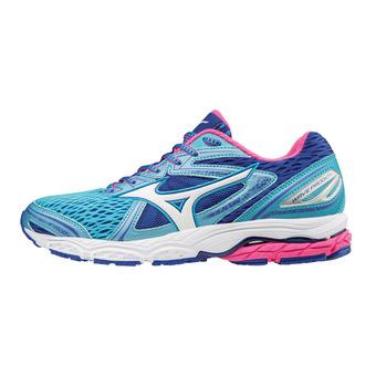 Zapatillas de running mujer WAVE PRODIGY aquarius/white/pinkglo