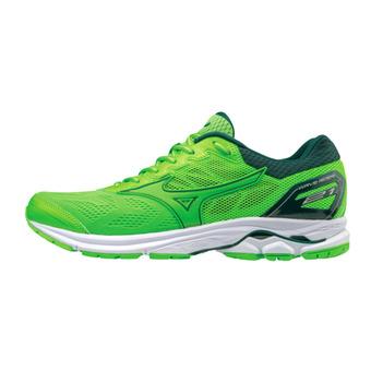 Chaussures de running homme WAVE RIDER 21 greenslime/greeng/botani