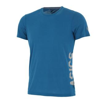 Camiseta hombre ESNT DBL GPX turkish tile