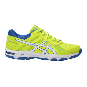 Chaussures volley homme GEL-Beyond 5 energy green/white/electric blue